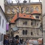Еврейский квартал Праги - Йозефов