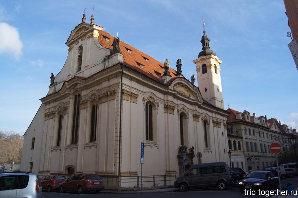 Церковь Святых Симона и Юды