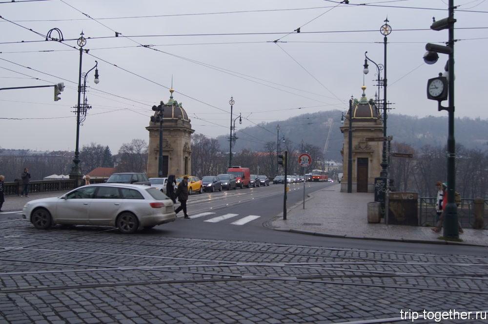 Мост Легионеров
