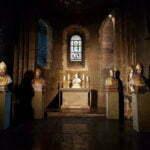 Базилика Девы Марии, интерьер