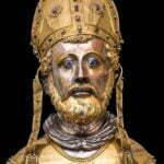Бюст Святого Серватия. !6 век. Маастрихт.