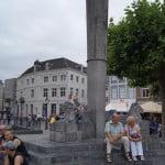 Монумент на площади Скульптура на площади Врейтхоф
