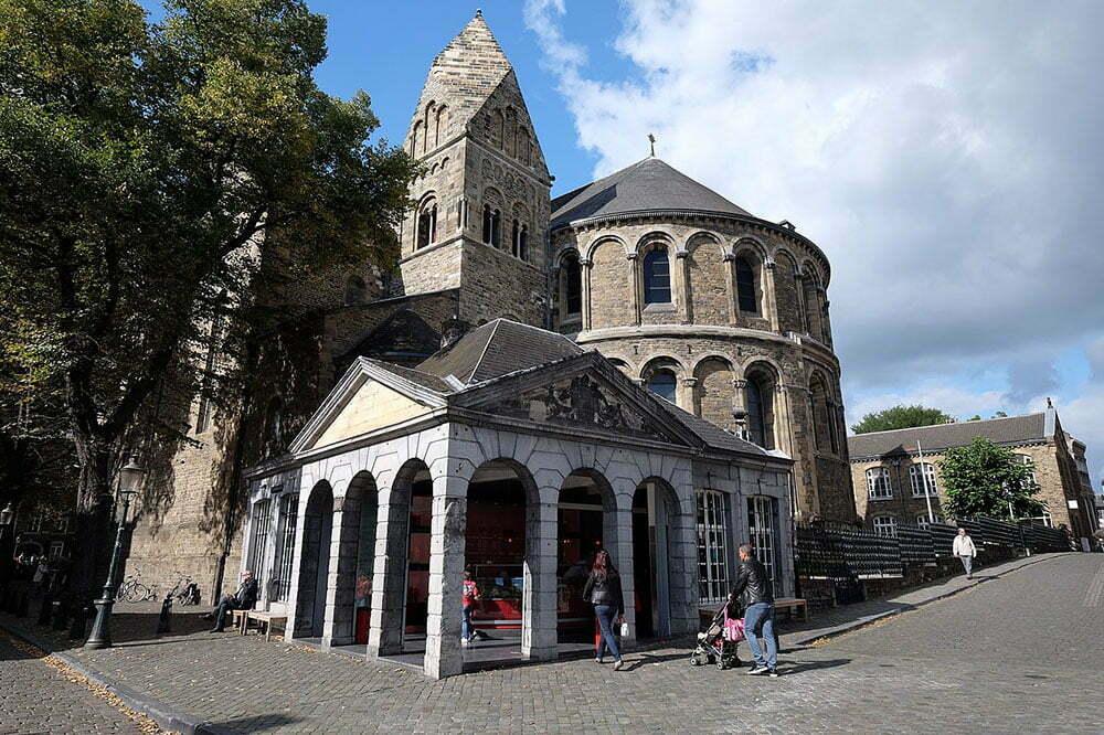 Базилика Девы Марии. Маастрихт.