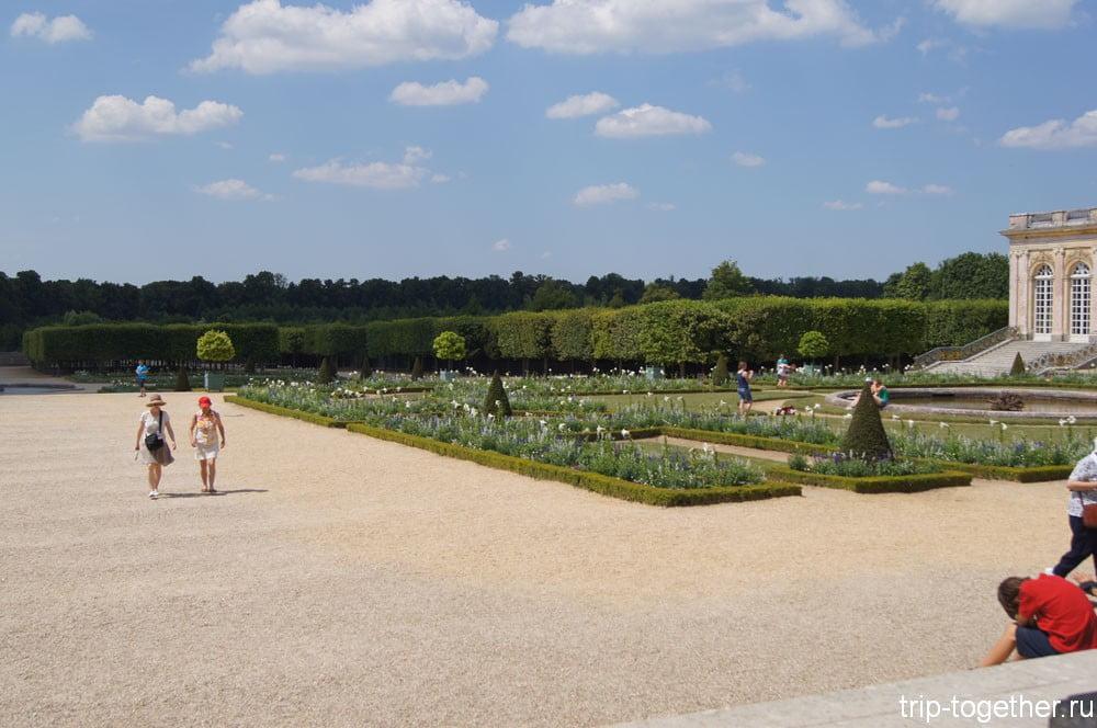 Сады Трианона