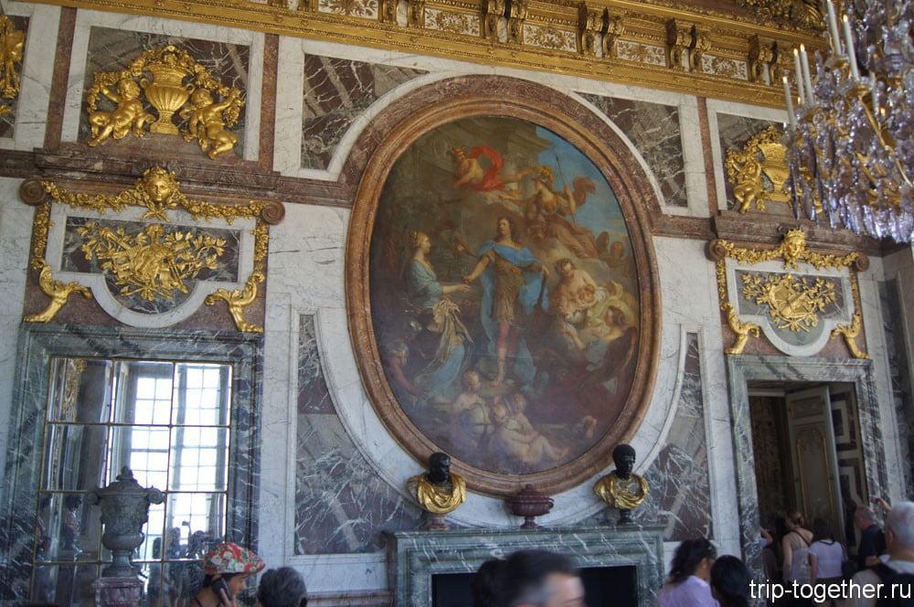 Еще одно изображение Людовика XIV