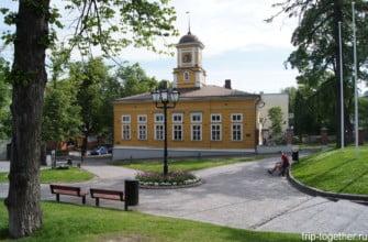 Ратуша в Лаапеенранте