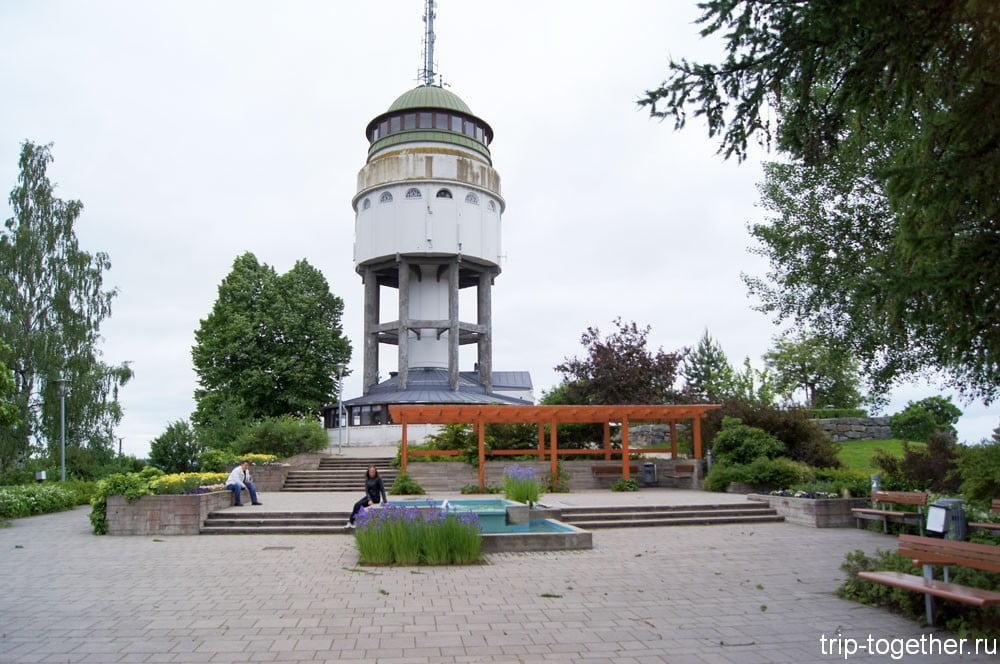 Смотровая башня в Миккели
