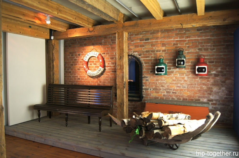 Краеведческий музей в Савонлинне
