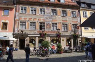 Фюссен. Бавария. Германия