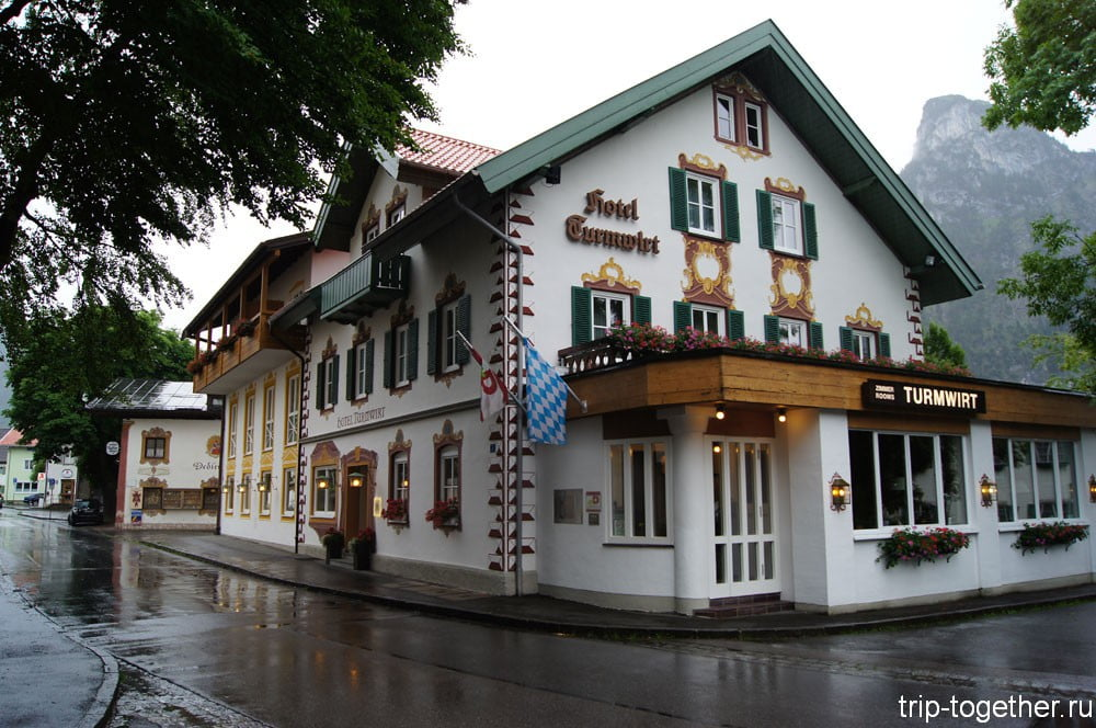 Обераммергау