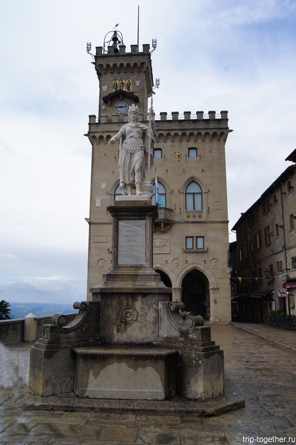 Достопримечательности Сан Марино