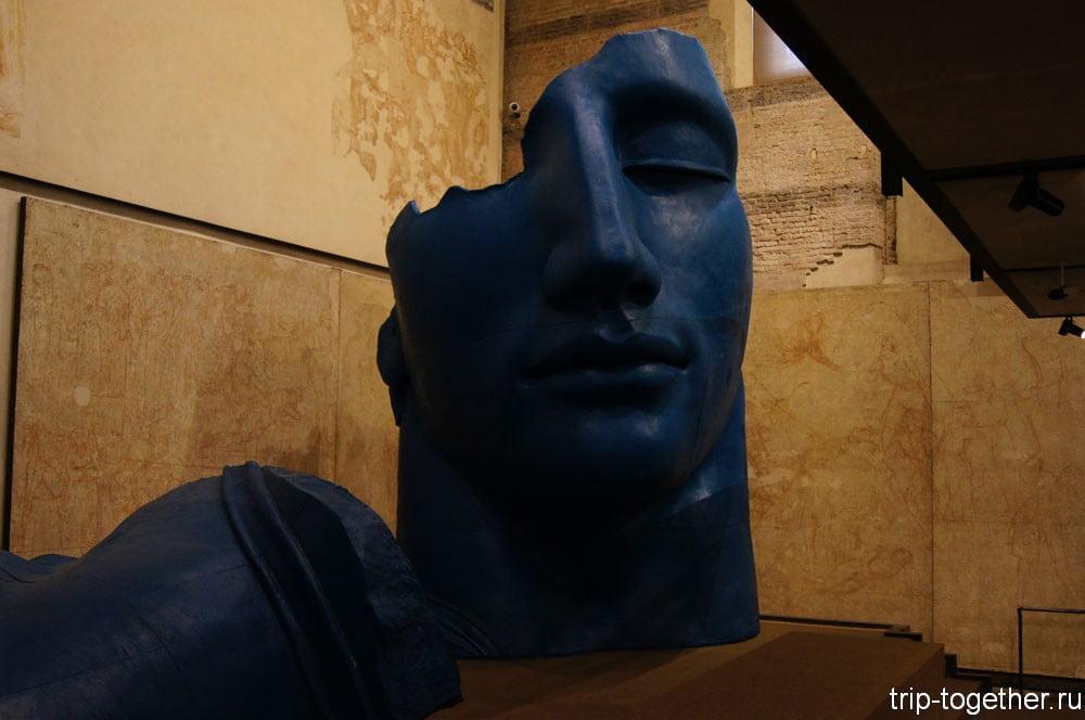 выстовка скульптуры Игоря Миторай
