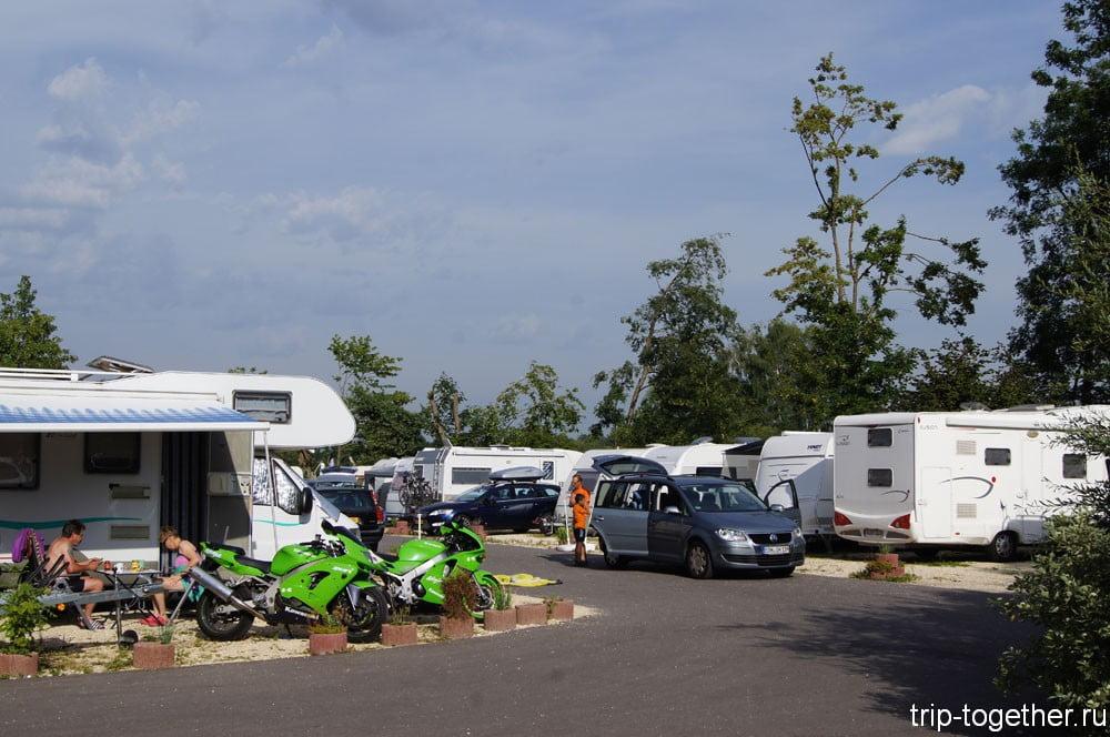 Camping Gutshof Donauried