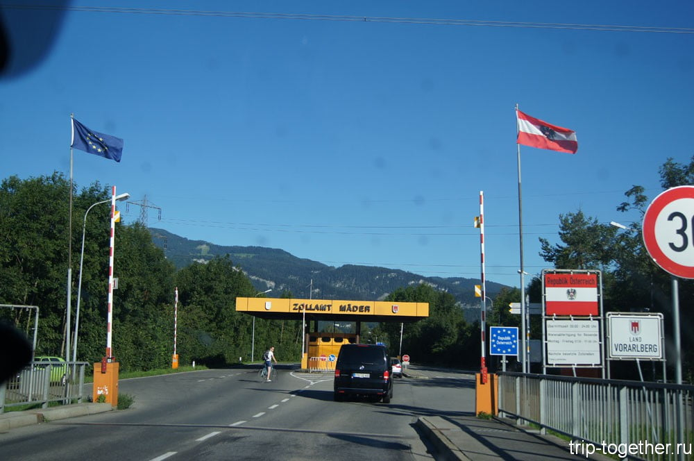 Дороги Швейцарии