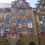 Ратуша в Ульме. Германия
