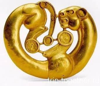 Золотая кладовая Эрмитажа