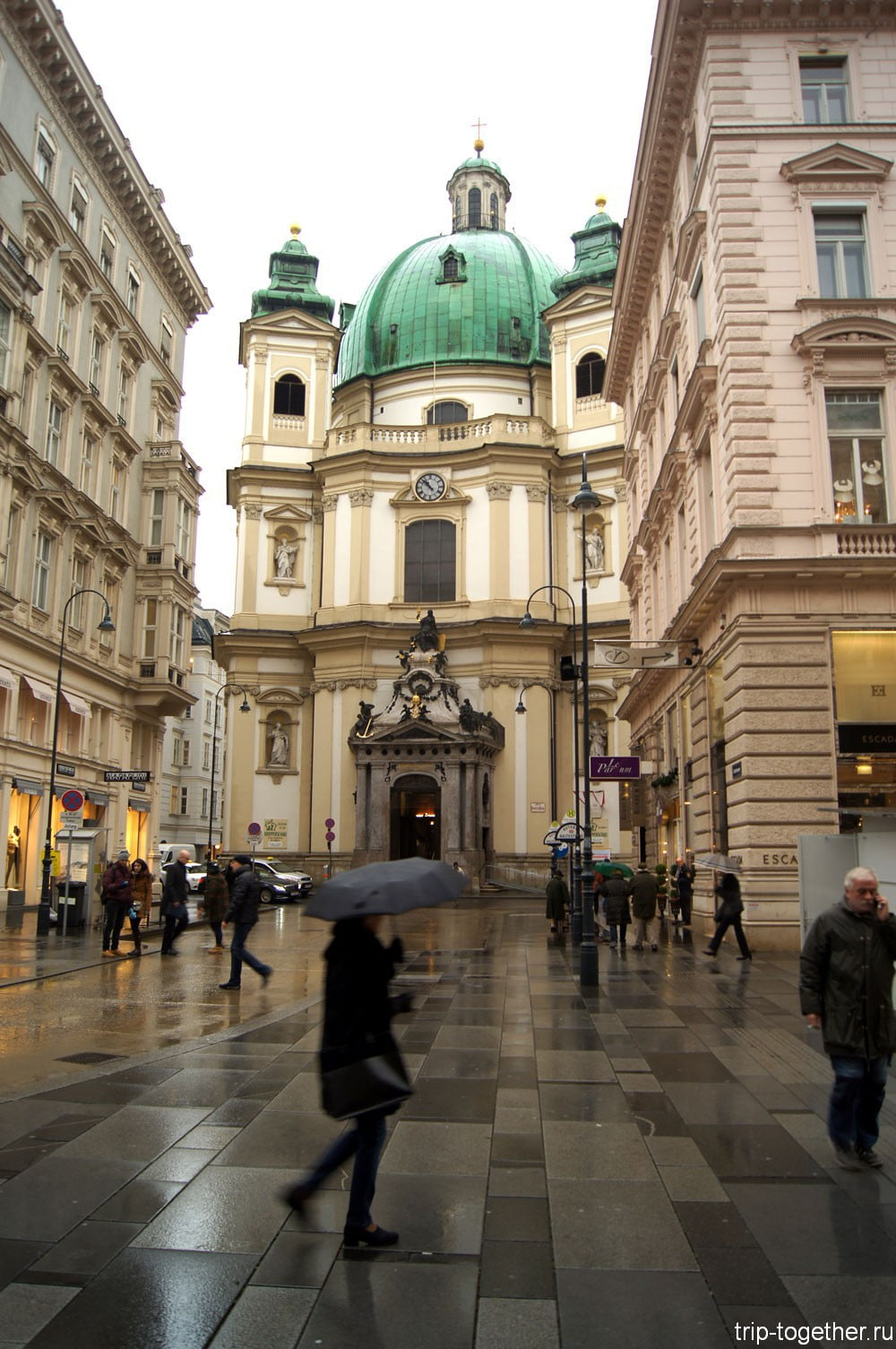 Церковь Святого Петра, Вена