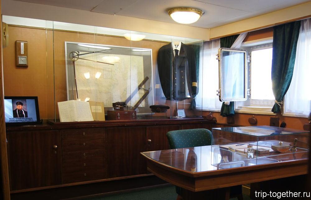 Ледокол «Красин» - музей в Санкт-Петербурге