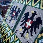 Крыша Собора Святого Стефана в Вене