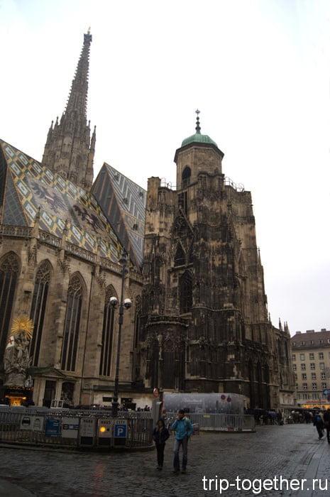 Собор Святого Стефана в Вене