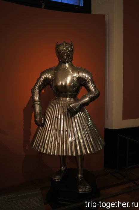 Музей королевской охоты и оружия в Вене