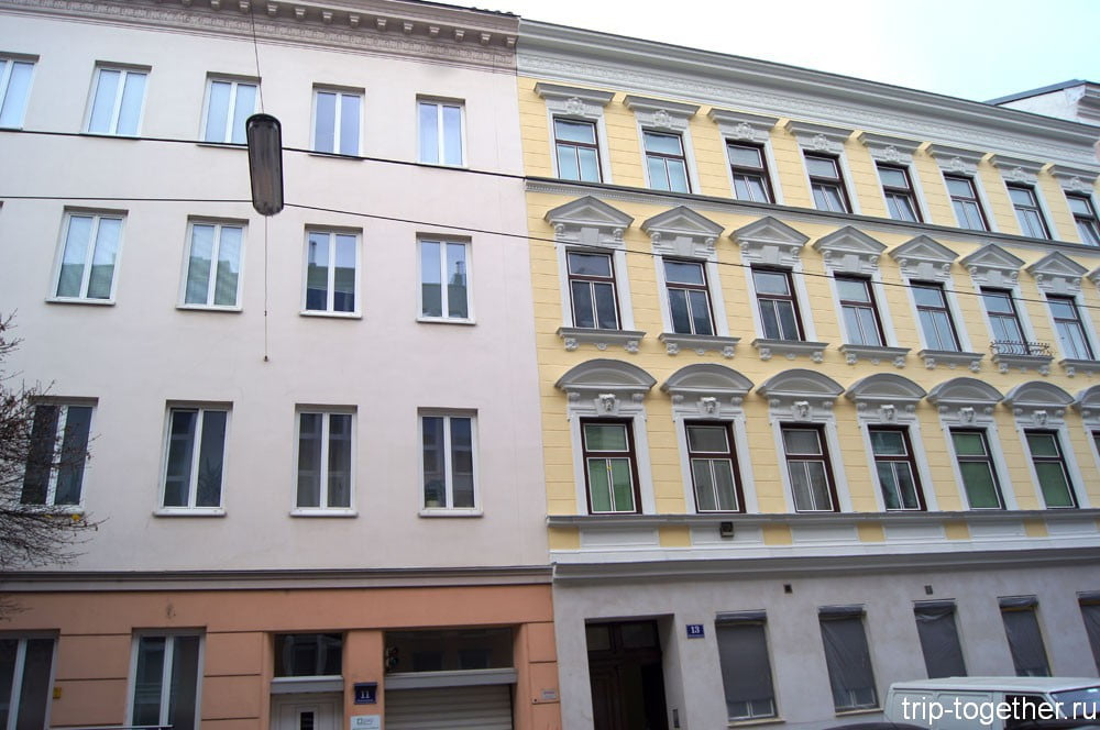 отзыв апартаменты вена