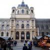 Музей естественной истории в Вене. Площадь Марии Терезии