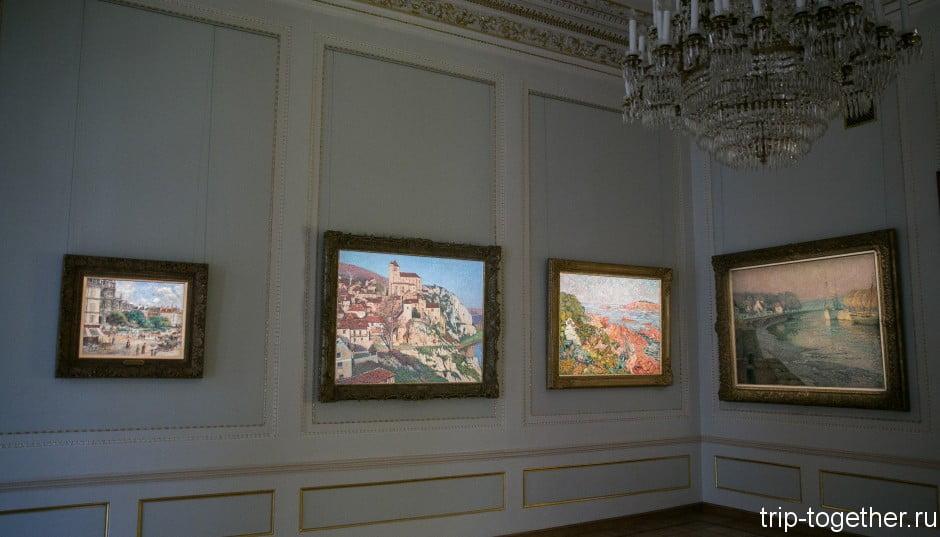 Музей Фаберже в Санкт-Петербурге