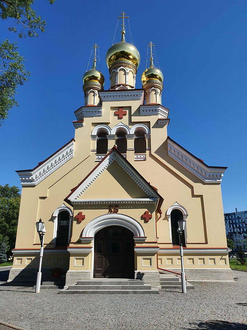 Церковь во имя святителя Пантелеймона, 2020 год