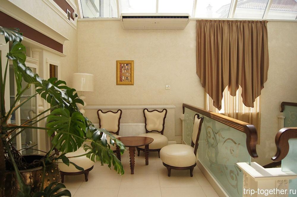 СПА отель в Пскове