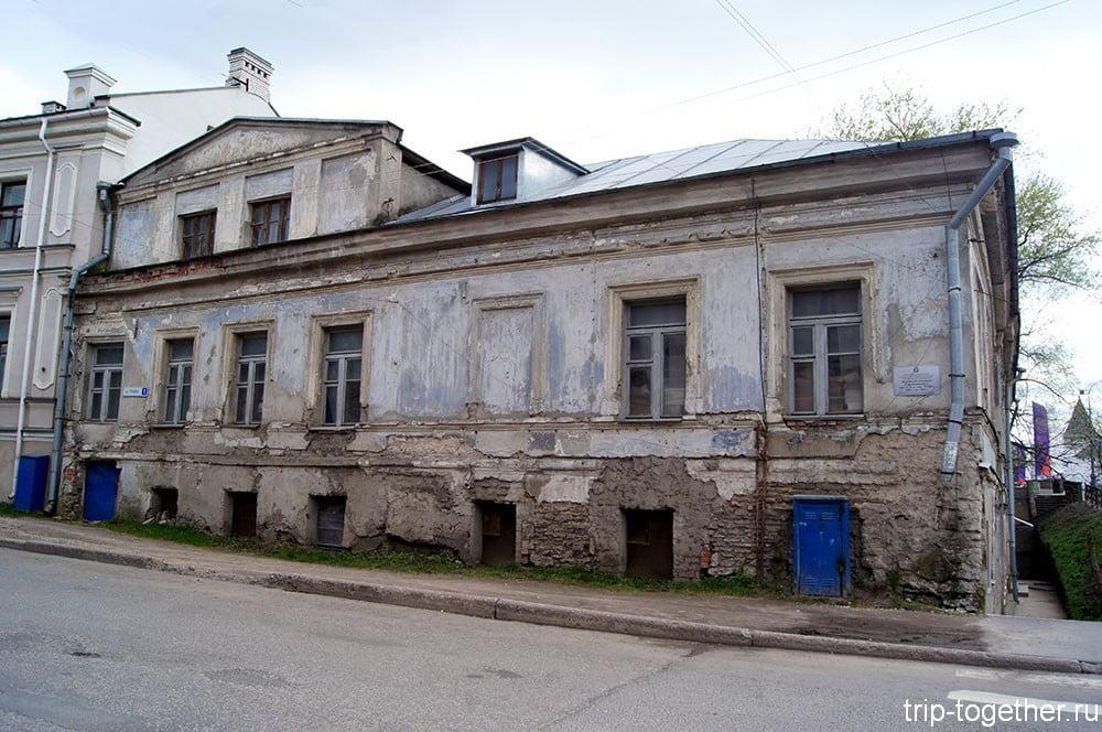 Отчет о поездке Псков - Изборск - Печоры