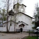 Церковь Николы со Усохи, XVI век