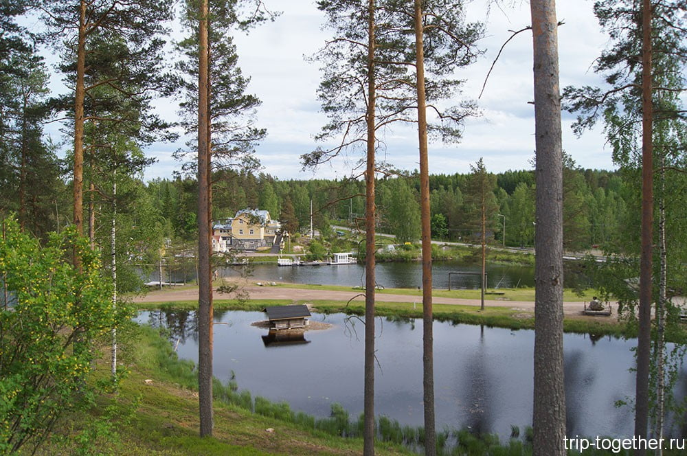 Отчет о поездке в Финляндию