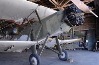 Музей авиации в Финляндии