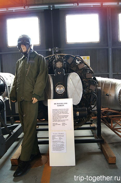Музей авиации Южной Карелии