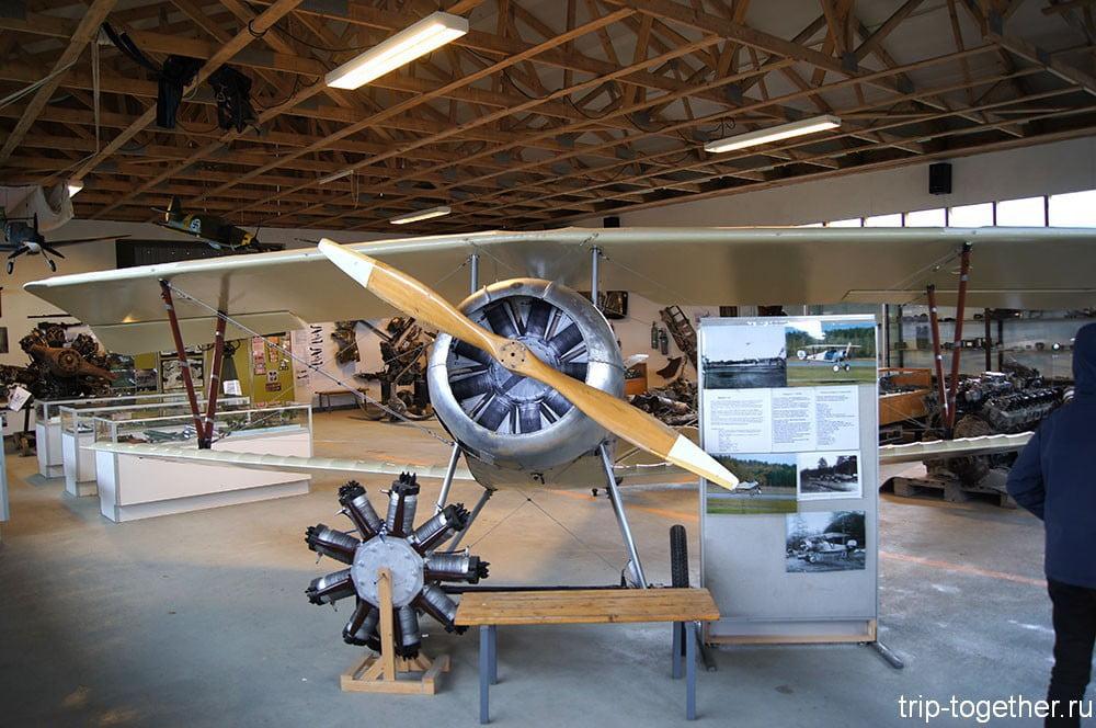Музеи авиации Финляндии