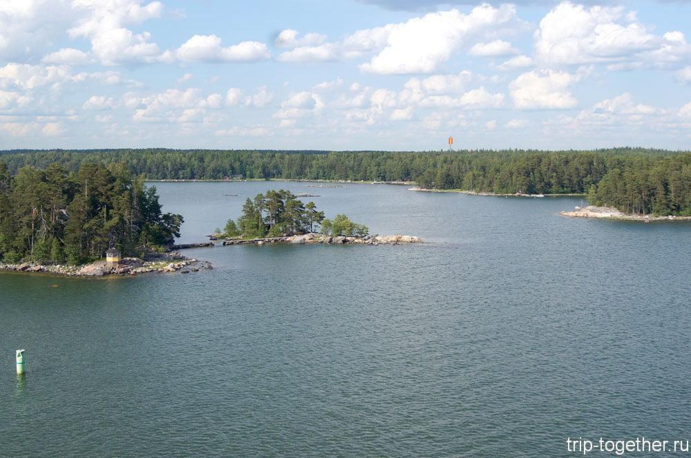 Архипелаг Хельсинки