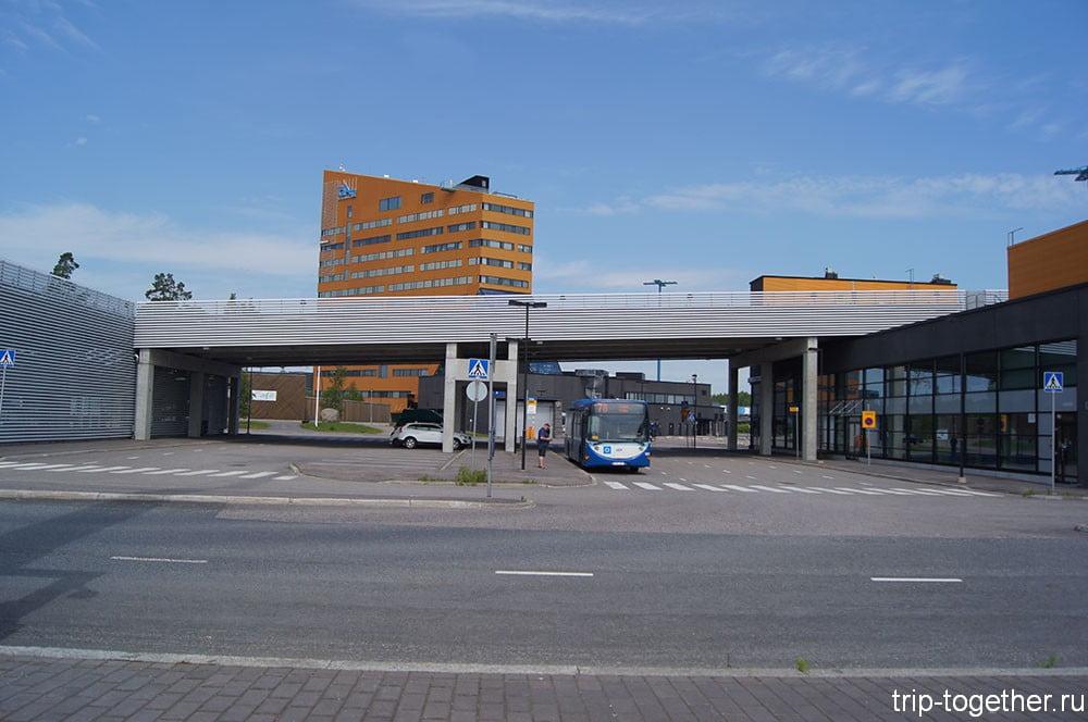 Порт Вуосаари, Хельсинки