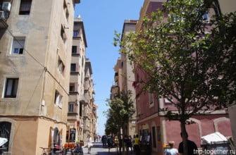 Барселонета - квартал в Барселоне