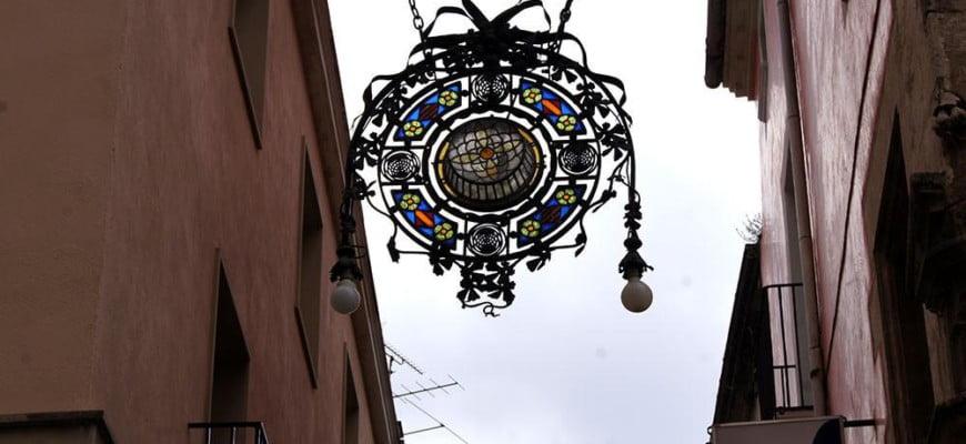 Вильяфранка-дель-Пенедес - городок близ Барселоны