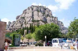 Монастырь Монтсеррат, Каталония, Испания