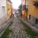 Улица Гюль Бабы - турецкого дервиша