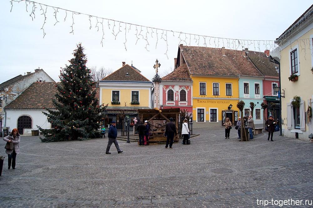 Главная площадь Сетандре