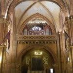 Интерьеры церкви Матьяша