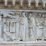 Памятник святому Иштвану в Будапеште