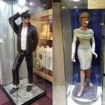 Марципановые леди Ди и майкл Джексон в музее Сентендре