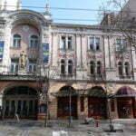 Здание оперетты в Будапеште