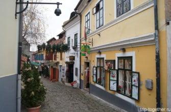 Сентендре. Венгрия