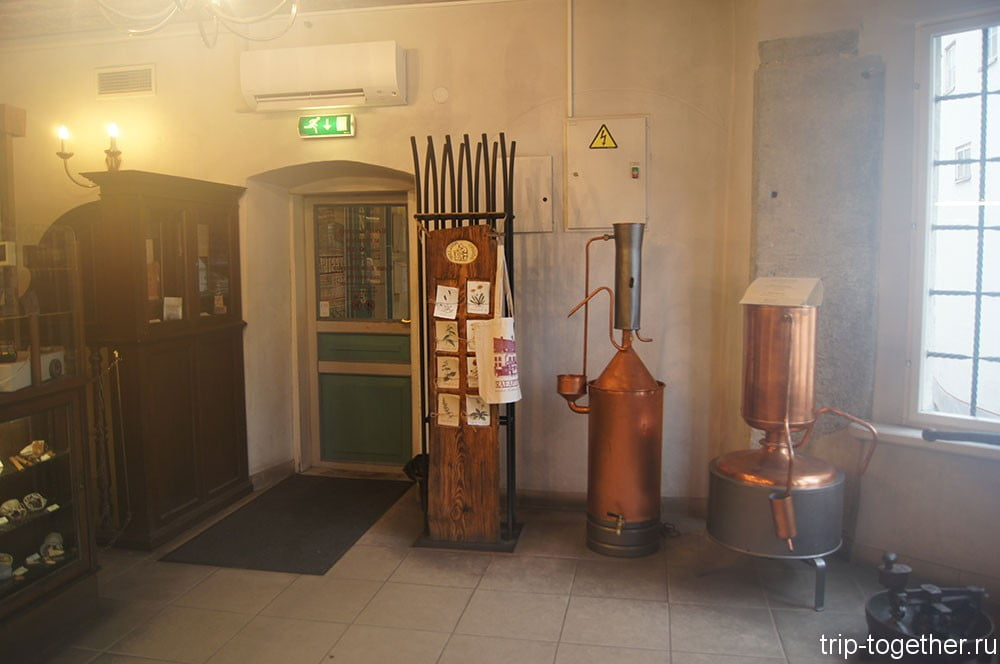 Ратушная аптека, Таллинн