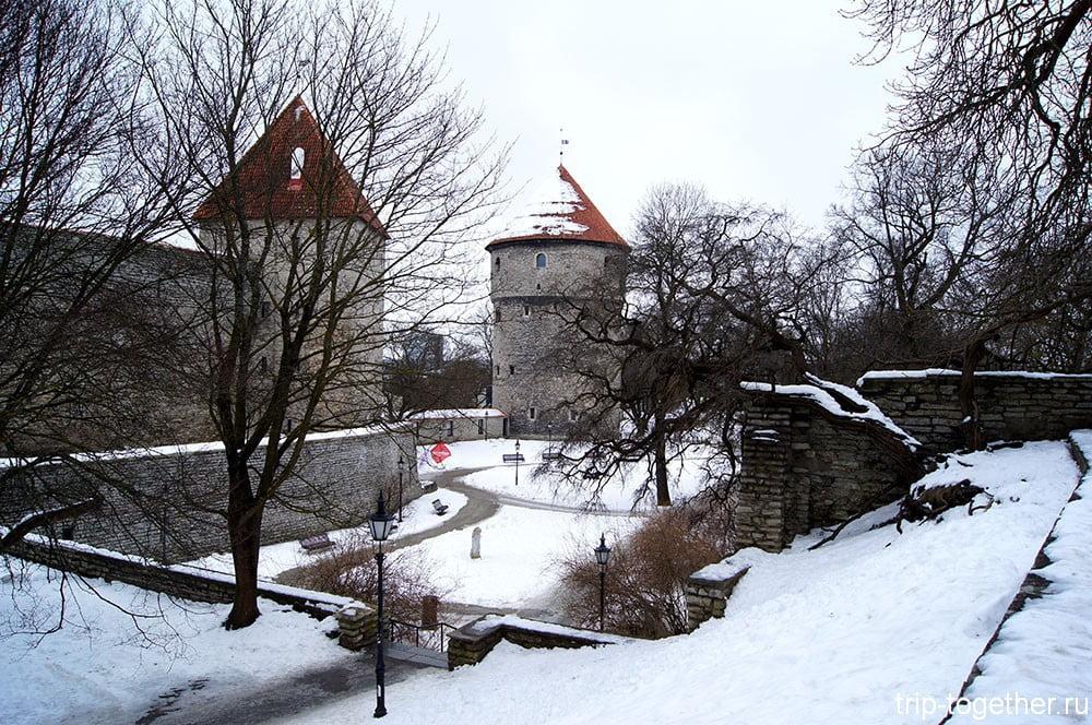 Достопримечательности Старого Таллинна